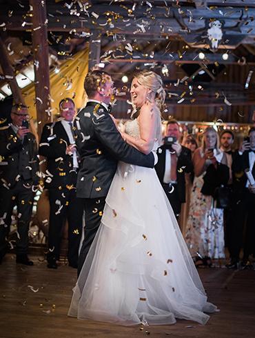 Bröllp på Uddetorp Säteri